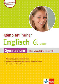 Klett KomplettTrainer Gymnasium Englisch 6. Klasse