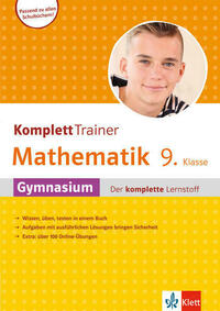 KomplettTrainer Mathematik 9. Klasse