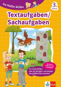 Klett Die Mathe-Helden Textaufgaben 3. Klasse