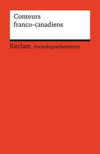 Conteurs franco-canadiens