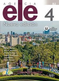 Agencia ELE 4 ‒ Nueva edición