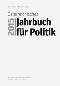 Österreichisches Jahrbuch für Politik 2015