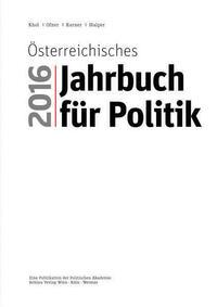 Österreichisches Jahrbuch für Poltik 2016