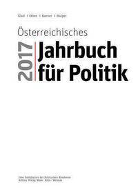 Österreichisches Jahrbuch für Politik 2017