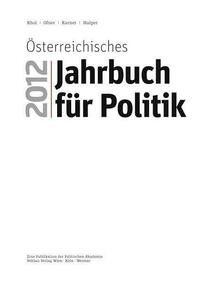 Österreichisches Jahrbuch für Politik 2012