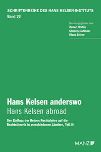 Hans Kelsen anderswo - Hans Kelsen abroad