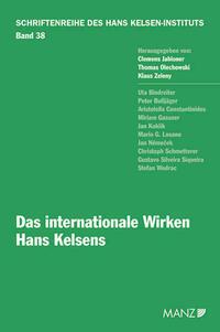Das internationale Wirken Hans Kelsens
