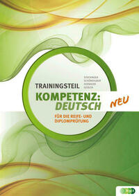 KOMPETENZ:DEUTSCH. Trainingsteil RDP neu