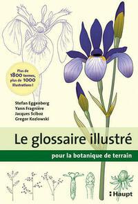Le glossaire illustré pour la botanique de terrain