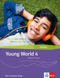 Young World 4 – Ausgabe ab 2018 / English Class 6