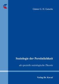 Soziologie der Persönlichkeit