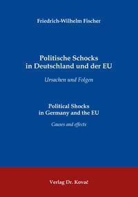 Politische Schocks in Deutschland und der EU