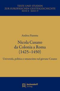 Nicola Cusa a Cologna a Roma (1425–1450)