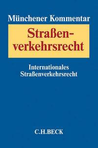 Münchener Kommentar zum Straßenverkehrsrecht Band 3