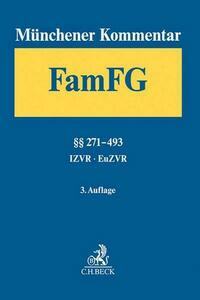 Münchener Kommentar zum FamFG Band 2: §§...