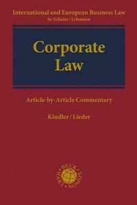 EU Corporate Law