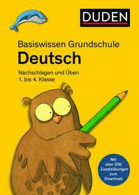 Basiswissen Grundschule – Deutsch 1. bis 4. Klasse