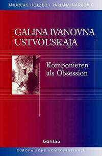 Galina Ivanovna Ustvol
