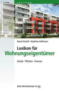 Lexikon für Wohnungseigentümer