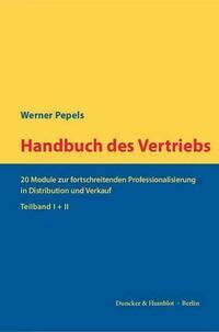 Handbuch des Vertriebs.