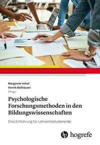 Psychologische Forschungsmethoden in den Bildungswissenschaften
