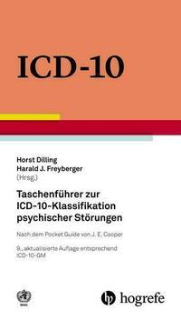 Taschenführer zur ICD–10–Klassifikation psychische