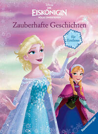 Disney Die Eiskönigin: Zauberhafte...