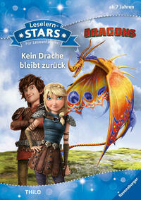 Leselernstars Dragons: Kein Drache bleibt...