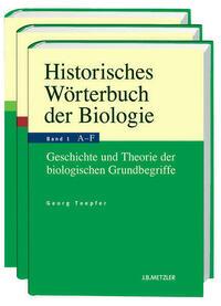 Historisches Wörterbuch der Biologie