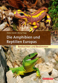 Die Amphibien & Reptilien Europas