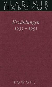 Erzählungen 1935 - 1951