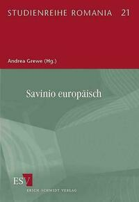Savinio europäisch