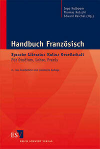 Handbuch Französisch: Sprache – Literatur – Kultur – Gesellschaft