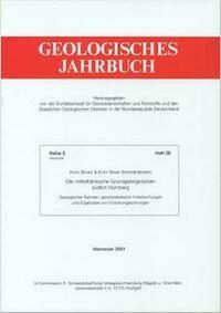 Der mittelfränkische Grundgebirgsrücken südlich Nürnberg