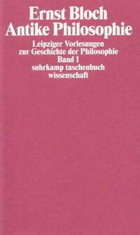 Leipziger Vorlesungen zur Geschichte der Philosophie 1950–1956
