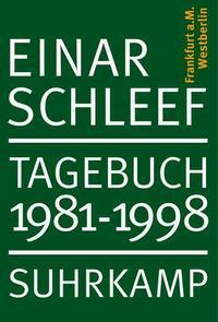 Tagebuch 1981–1998