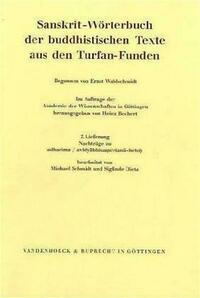Sanskrit-Wörterbuch der buddhistischen Texte aus den Turfan-Funden. Lieferung 7