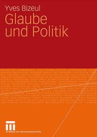 Glaube und Politik