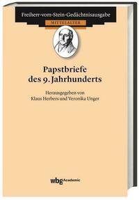 Papstbriefe des 9. Jahrhunderts
