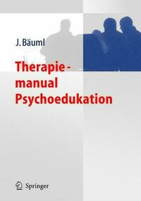 Therapiemanual Psychoedukation