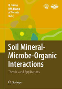 Soil Mineral -- Microbe-Organic Interactions