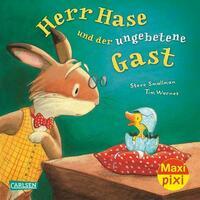 Maxi Pixi 203: VE 5 Herr Hase und der ungebetene Gast (5 Exemplare)