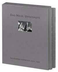 Salzburger Festspiele 1992 bis 2001