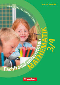Fachfremd unterrichten - Mathe / Klasse 3/4 - Kopiervorlagen