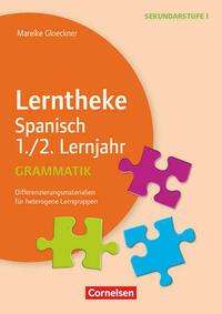 Lerntheke - Spanisch / Grammatik 1./2....