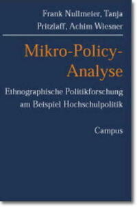 Mikro-Policy-Analyse