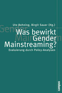 Was bewirkt Gender Mainstreaming?
