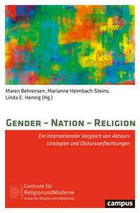 Gender - Nation - Religion