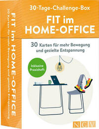Fit im Home-Office. 30-Tage-Challenge-Box