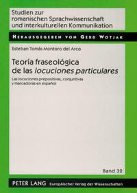 Teoría fraseológica de las «locuciones...